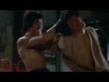 Выход дракона. В главной роли Брюс Ли, каскадер Джеки Чан. 1973 год